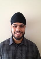A photo of Dilbagh who is one of our tutors in Washington DC