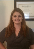 A photo of Lindsey who is one of our tutors
