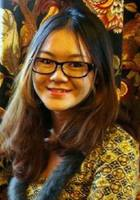 A photo of Minghua who is one of our Mandarin Chinese tutors