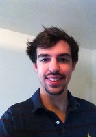 A photo of Alex who is one of our Spanish tutors