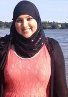A photo of Kulsum who is one of our College Essays tutors