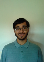 A photo of Avi who is one of our Microbiology tutors