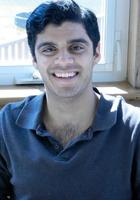 A photo of Sameer who is one of our PSAT tutors