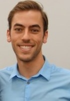 A photo of Matthew who is one of our GMAT tutors