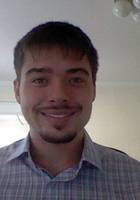 A photo of Adrian who is one of our Statistics tutors