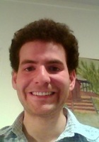 A photo of Ben who is one of our SAT Writing tutors in Chicago, IL
