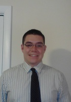 A photo of Anthony who is one of our Elementary Math tutors