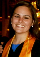 A photo of Erin who is one of our New York City  TACHS tutors