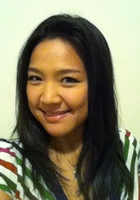 A photo of Alyssia Yoo who is one of our Physical Chemistry tutors