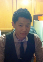 A photo of Charles who is one of our MCAT tutors