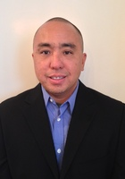 A photo of Arnel who is one of our Statistics tutors