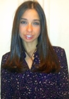 A photo of Nicole who is one of our tutors in Sussex County, NJ