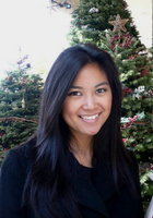 A photo of Giselle who is one of our tutors in Washington DC