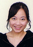 A photo of Nancy Ngoc who is one of our Microbiology tutors