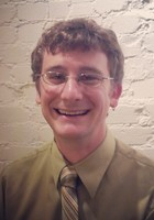 A photo of Aaron who is one of our Social studies tutors in St. Louis, MO