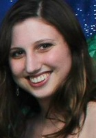 A photo of Laura who is one of our tutors