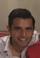 A photo of Luis who is one of our Spanish tutors in Houston, TX