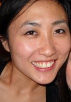A photo of Ann who is one of our Mandarin Chinese tutors in Washington DC