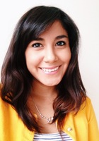 A photo of Paloma who is one of our tutors in Washington DC