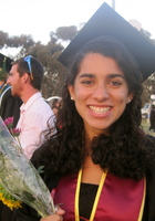 A photo of Monica who is one of our Calculus tutors in San Diego, CA