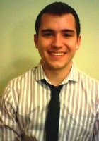 A photo of Zachary who is one of our Writing tutors in Garland, TX