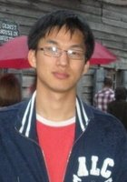 A photo of Wonil who is one of our Pre-Calculus tutors