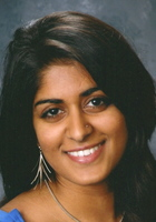 A photo of Sejal who is one of our SSAT tutors in Seattle, WA