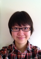 A photo of Tiantian who is one of our Mandarin Chinese tutors