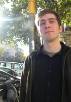 A photo of Thomas who is one of our Spanish tutors