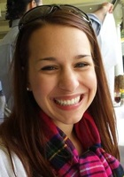 A photo of Kelsey who is one of our tutors in Sussex County, NJ