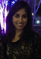 A photo of Mehek Farah who is one of our Elementary Math tutors in Houston, TX