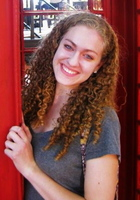 A photo of Kristen who is one of our ACT Science tutors