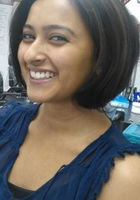 A photo of Haseena who is one of our Organic Chemistry tutors