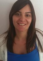 A photo of Elise who is one of our French tutors
