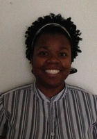 A photo of Khanisha who is one of our Biology tutors in Miami, FL