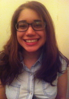 A photo of Genesis who is one of our Middle School Math tutors in New York City, NY