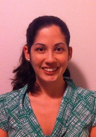 A photo of Kristina who is one of our English tutors in Dallas Fort Worth, TX