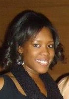 A photo of TIffani who is one of our Math tutors