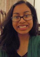 A photo of Najwa who is one of our SAT Writing tutors in New York City, NY
