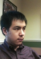 A photo of Shane who is one of our ACT Math tutors