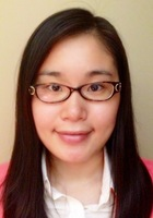 A photo of Siyu who is one of our Mandarin Chinese tutors in Washington DC