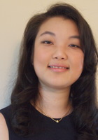A photo of Vania who is one of our SAT Verbal tutors