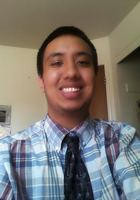 A photo of Adrian who is one of our Algebra tutors
