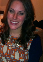 A photo of Christine who is one of our English tutors in New York City, NY