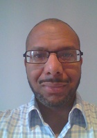 A photo of Jeffery who is one of our tutors in Washington DC