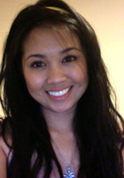 A photo of Jen who is one of our Statistics tutors