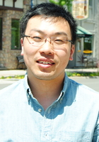 A photo of Hao who is one of our Calculus tutors