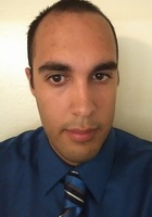 A photo of Joshua who is one of our Calculus tutors in San Diego, CA