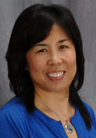 A photo of Jenny who is one of our Mandarin Chinese tutors