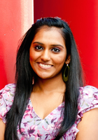 A photo of Srikala who is one of our English tutors in Dallas Fort Worth, TX